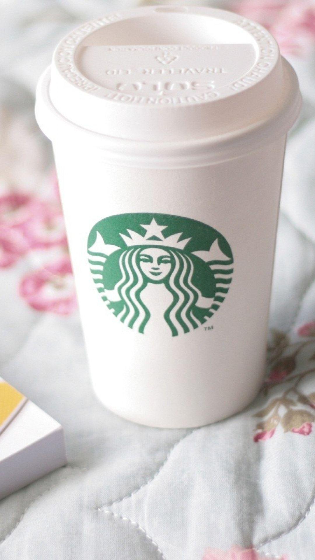 Starbucks Coffee Cup iPhone 6 Plus HD Wallpaper
