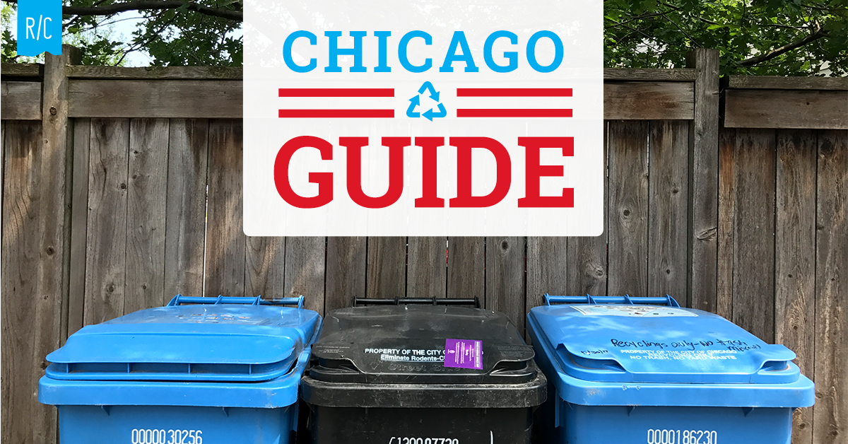 Simple Household Recycling Guide Find Out What S Recyclable What S Not And How To Get Rid Of The Tricky Stuff Official Chicago Recycling Plastic Free Life