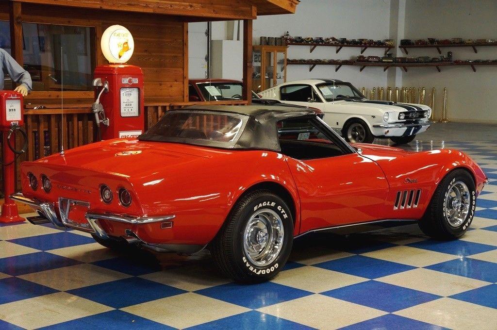 1969 chevrolet corvette numbers matching ebay