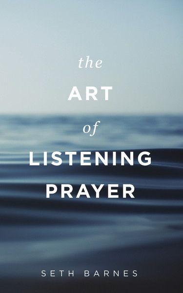 The Art of Listening Prayer Book