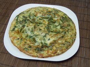 Receta Tortilla De Acelga Chilean Recipes Recipes Chard Recipes