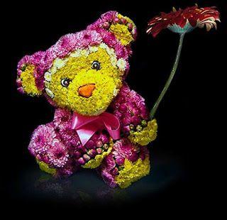 ¡Cositas lindas! Mascotas florales.