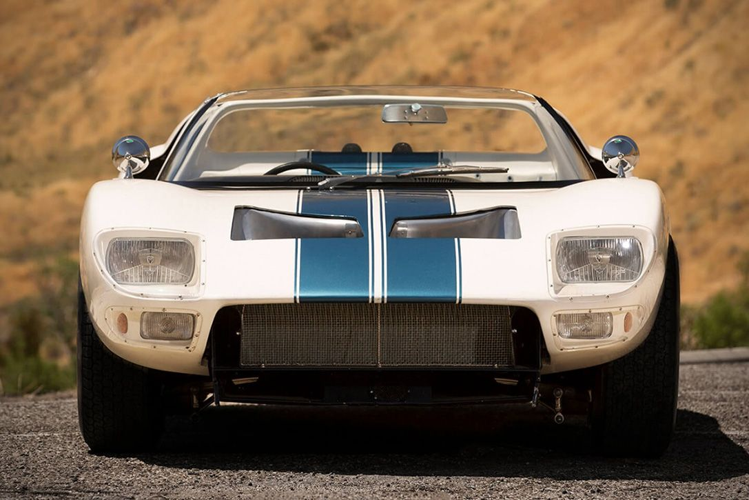 Auction Block  Ford Gt  Roadster