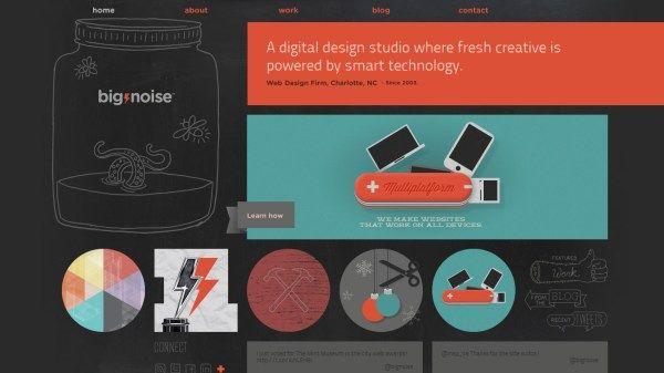 20 Stunning Dark Website Designs Web Design Firm Web Design Best Web Design