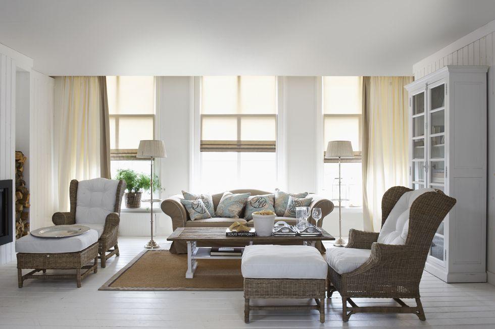 wwwvilla-rivierade riviera maison Pinterest Villas - villa wohnzimmer dekoration
