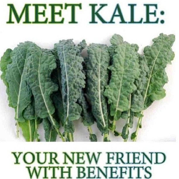 How much kale is too much