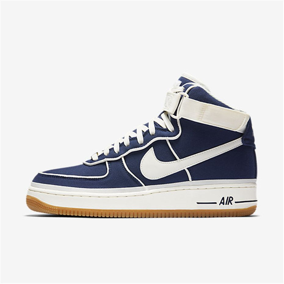 Nike Air Force 1 07 High LV8 (Binary Blue Black Gum