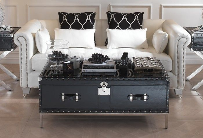 Designer Coffee Table Chest Coffee Table Coffee Table Trunk Coffee Table