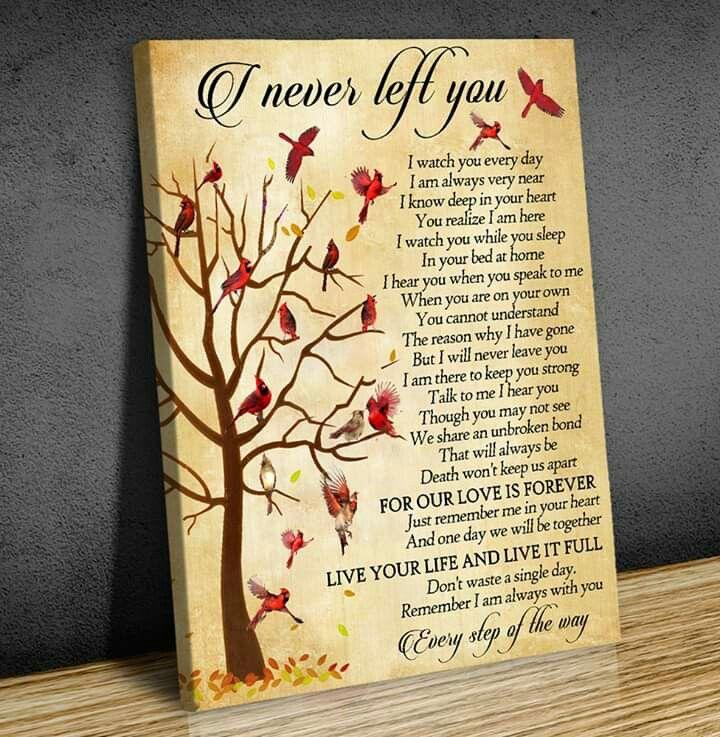 Park Art My WordPress Blog_I Never Left You Poem Text