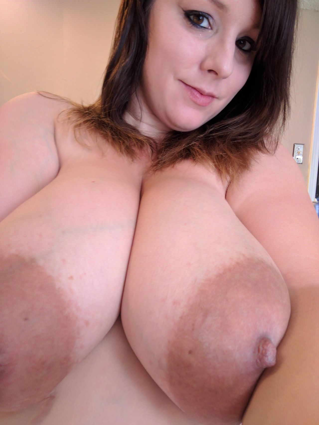 Girls With Big Areolas