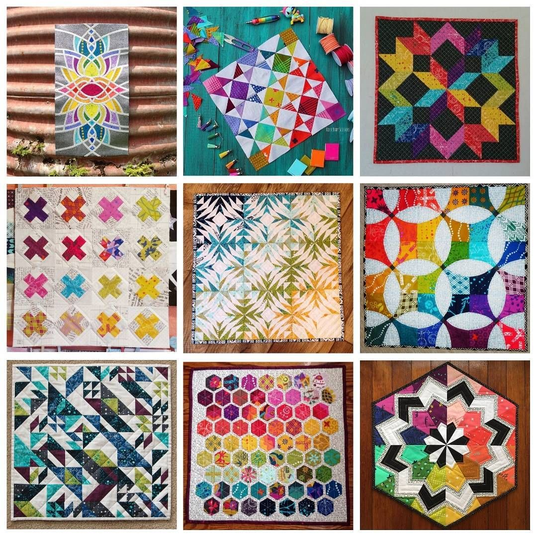 Pin By Mary Ringer On Rainbow Quilts
