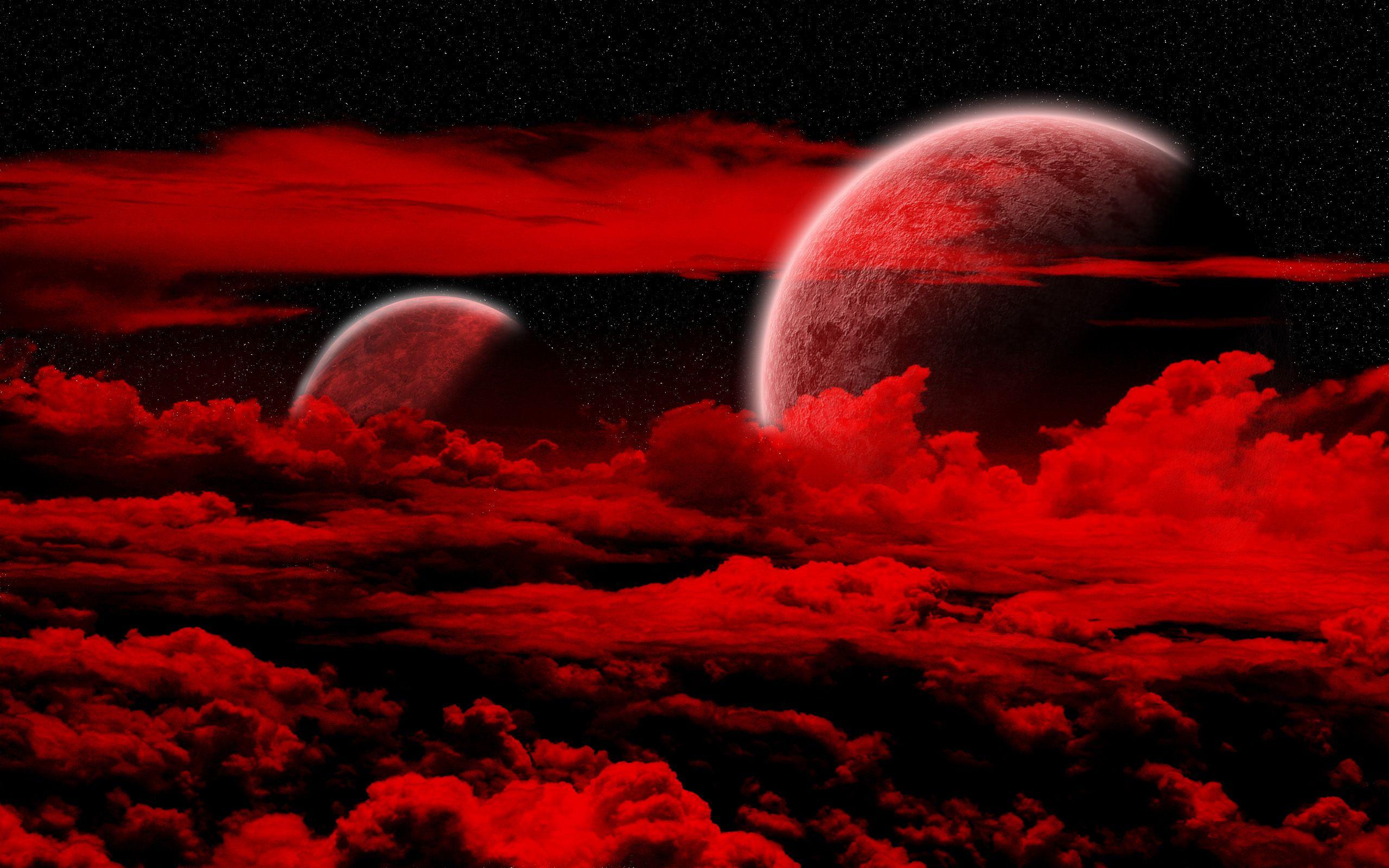 Black planet page design