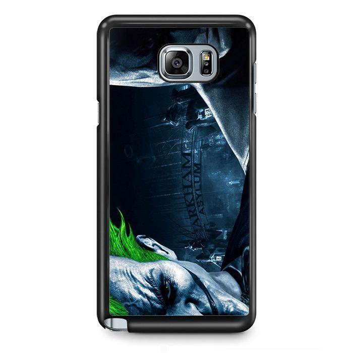 Batman Vs Joker TATUM-1565 Samsung Phonecase Cover Samsung Galaxy Note 2 Note 3 Note 4 Note 5 Note Edge