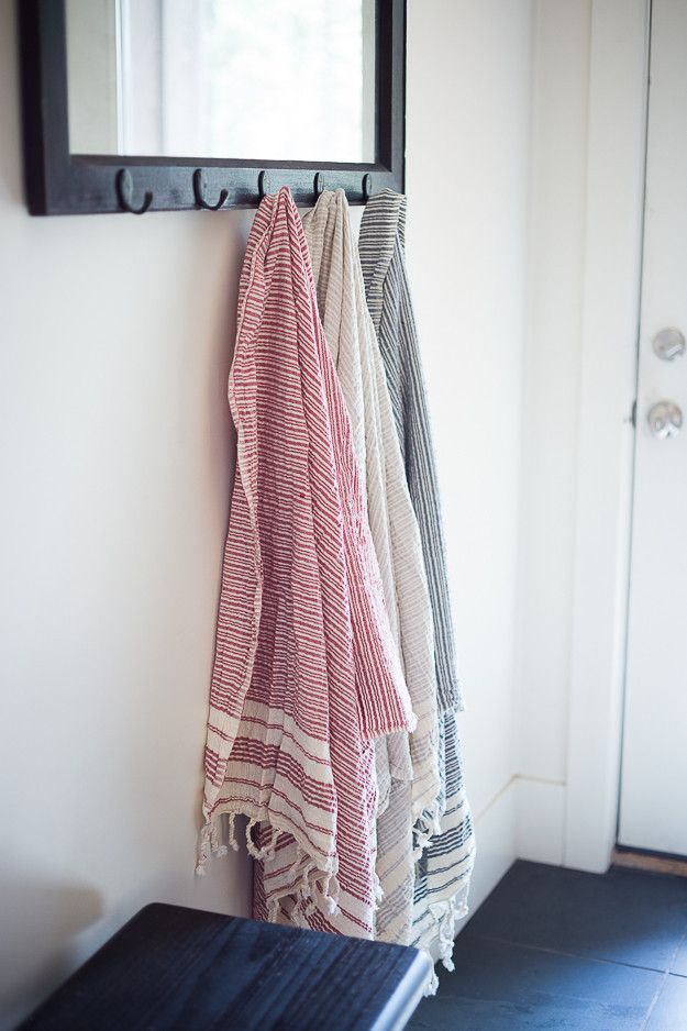 Hand Loomed Turkish Towels Soft And Luxurious We Actually Found