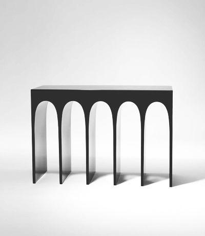 /// Console by Hervé Van der Straeten