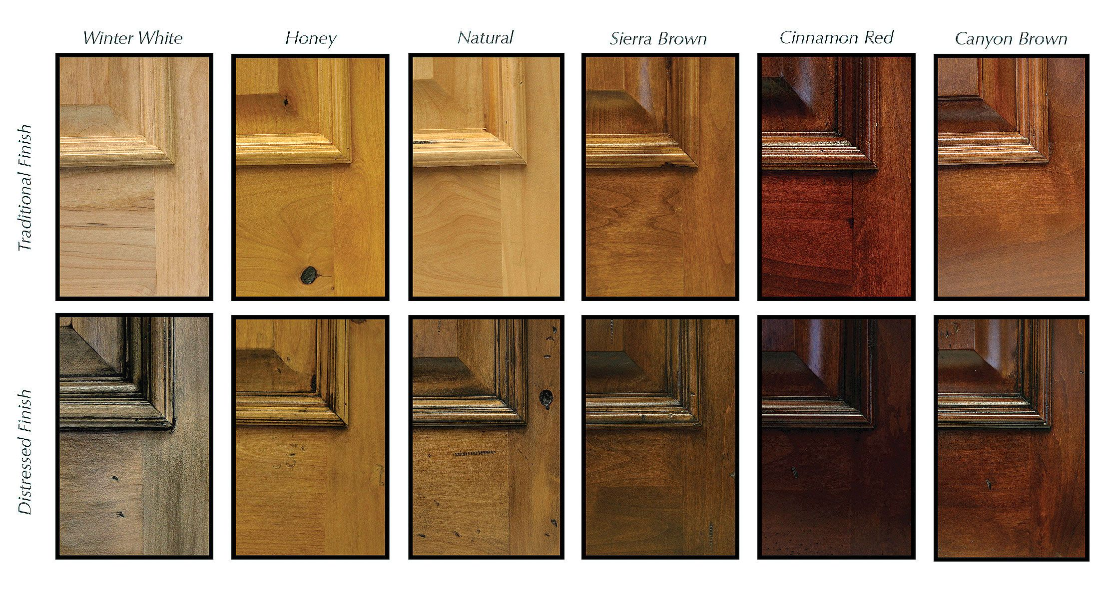 Cabinet Finishes And Colors Cabinet Stain Colors Staining Cabinets Contemporary Kitchen Design