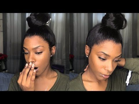 Let's See What The Hype Is About: LuvMe Hair UNDETECTABLE INVISIBLE LACE VIRGIN HAIR FULL LACE WIG #virginhair