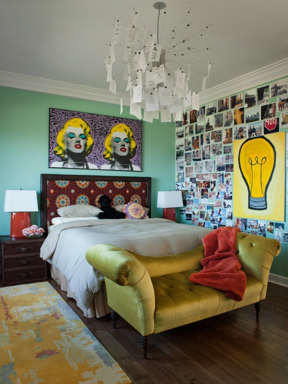 Retro Style Interior Design Ideas Retro Bedrooms Modern Bedroom Design Bedroom Vintage