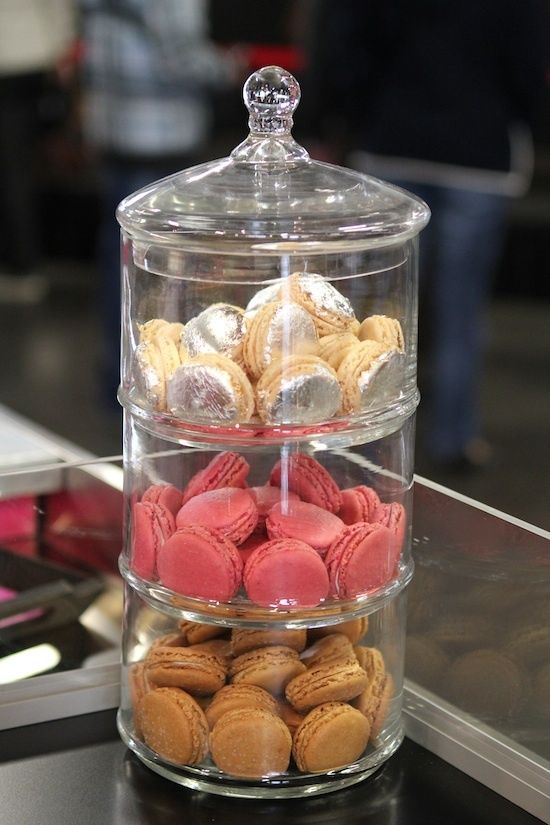 Macarons Philippe Andrieu