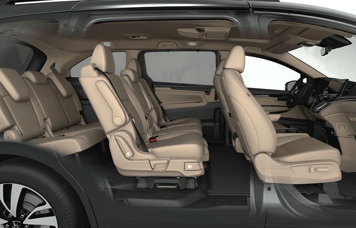 New 2019 Honda Odyssey Models Specs Price