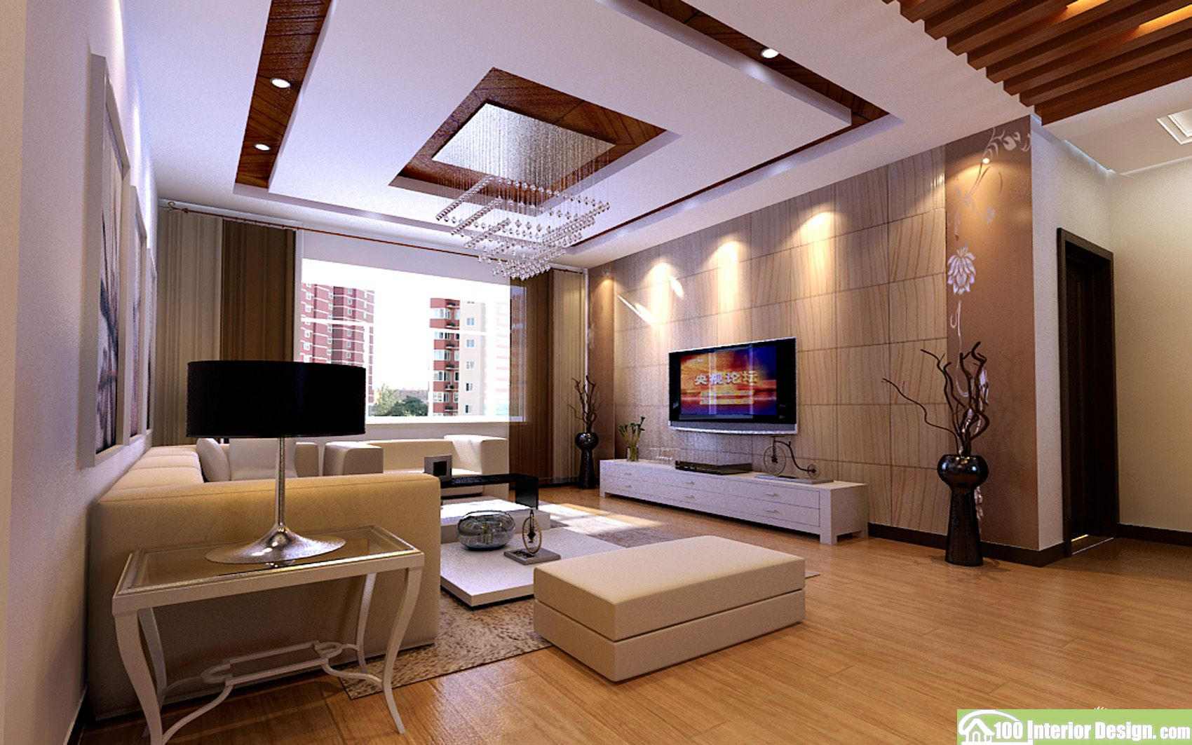 17 Alluring Elegant Contemporary Living Room To Make Your Home