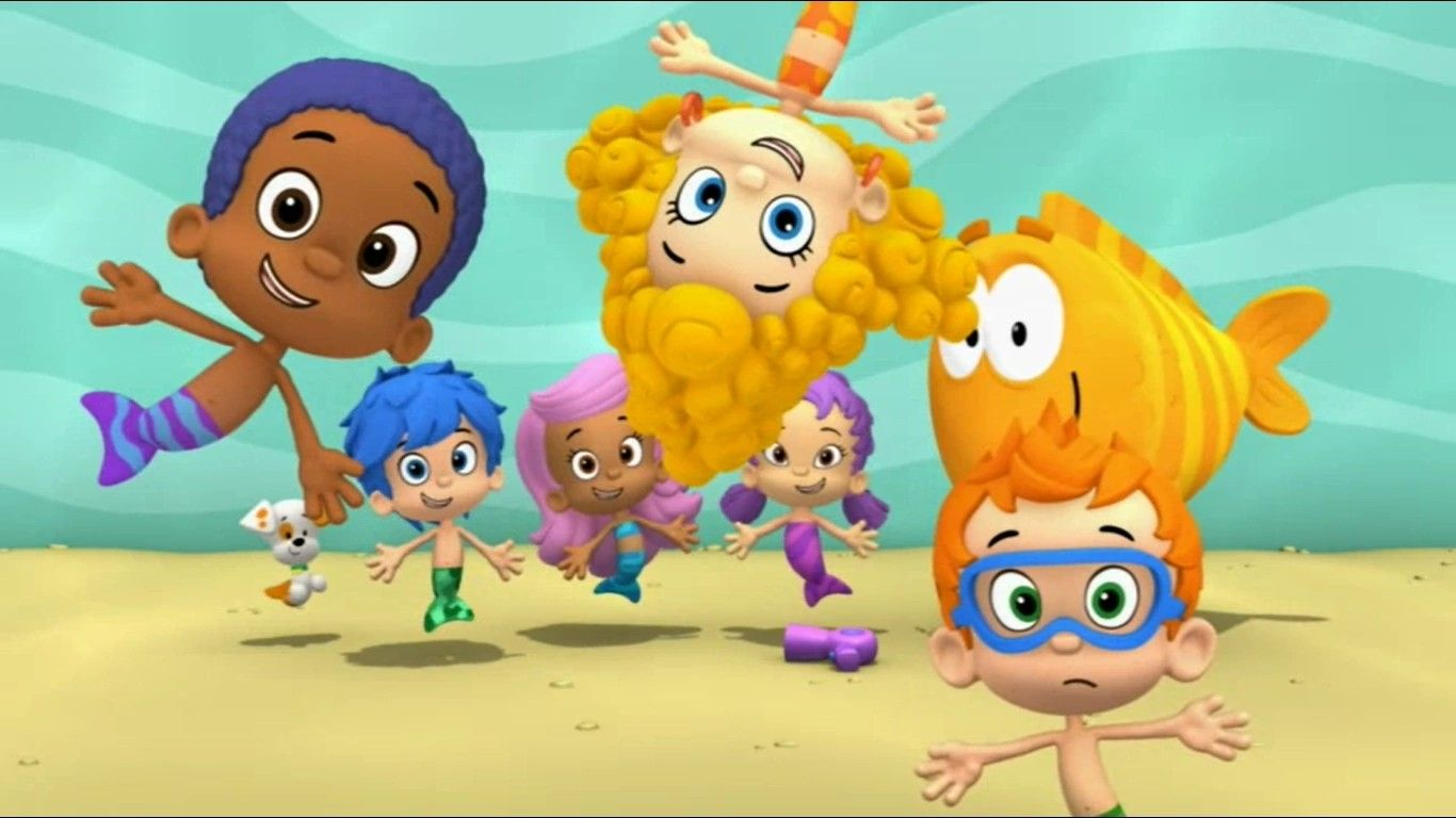 Pin By Mikey Hanks On Bubble Guppies South Park Tv Show Bubble Guppies Nickelodeon