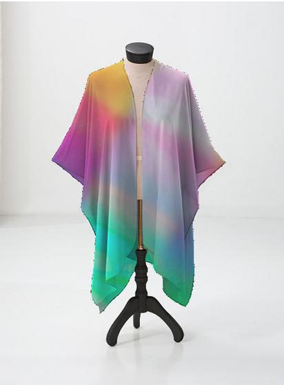 Oversized Merino Wool Scarf - Double Pic by VIDA VIDA 9yV4xSlpI