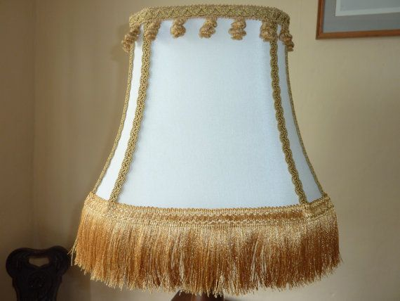 A lovelyversatile lamp for standard or large by THELAMPSHADESHOP, £45.00