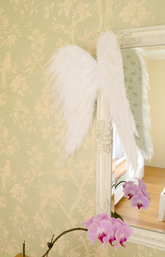Outstanding Large Angel Wings Wall Decor Elaboration - Wall Art ...