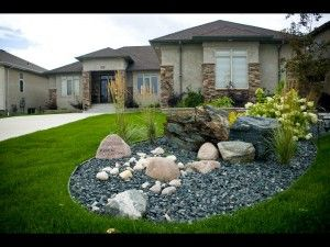 Backyard Landscape Design Ideas on Rocke Landscaping Winnipeg