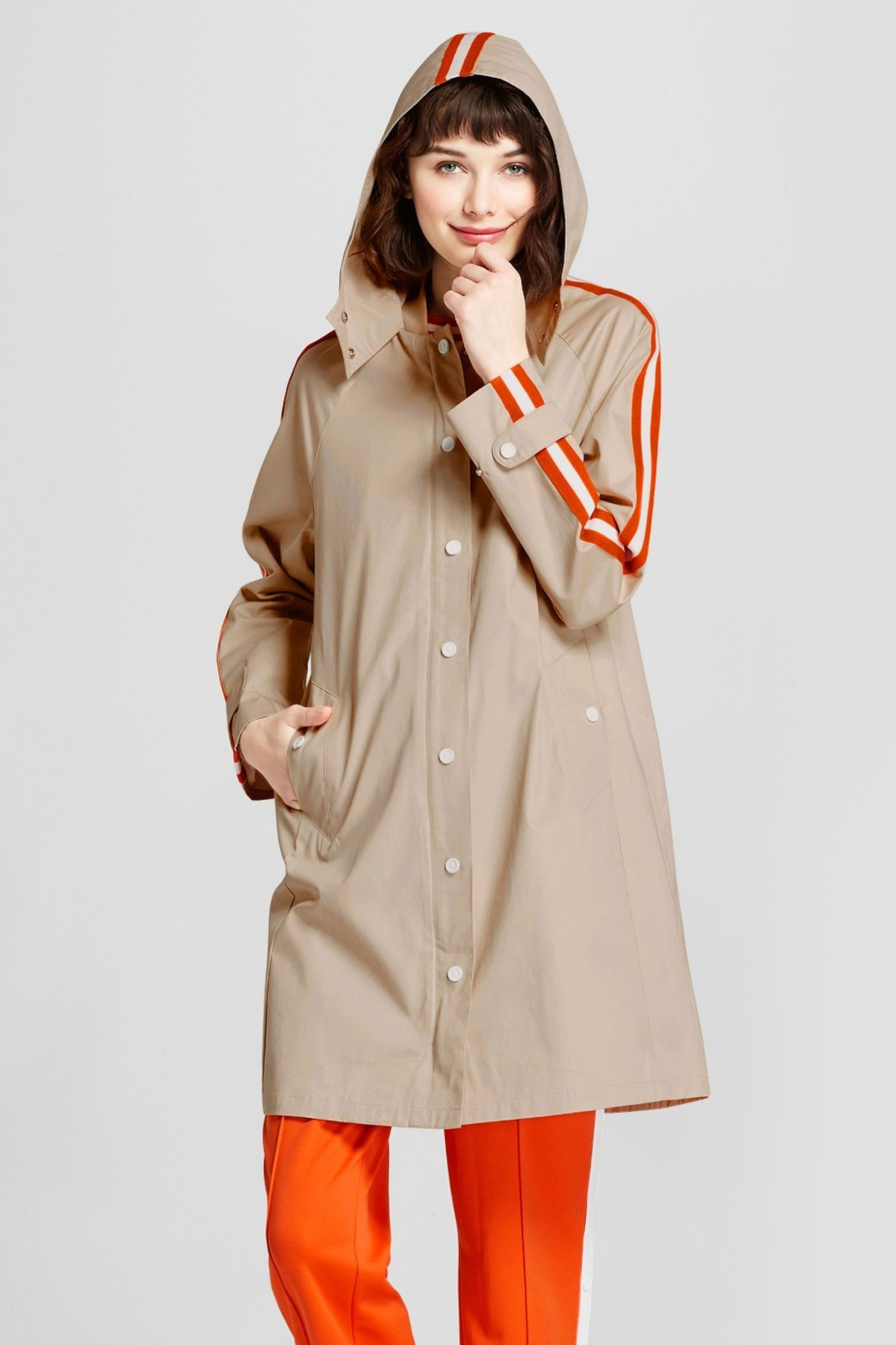 2a332c1eac1 Women s Hooded Trench Coat - TownandCountrymag.com