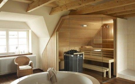 pingl par tomu rz sur mieszkanie pinterest sauna hammam et salle de bain. Black Bedroom Furniture Sets. Home Design Ideas