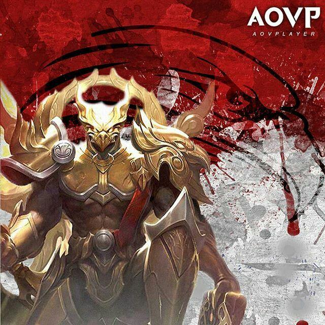 Xeniel Special Skin Garuda Garena Aov Pinterest Art Naruto And Painting