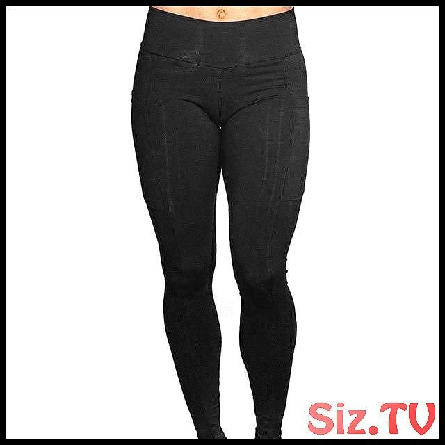 Yoga Pants Woman Leggings Fitness Side Mobile Pocket Yoga Pants Sports Sportswear Pants High Waist E...