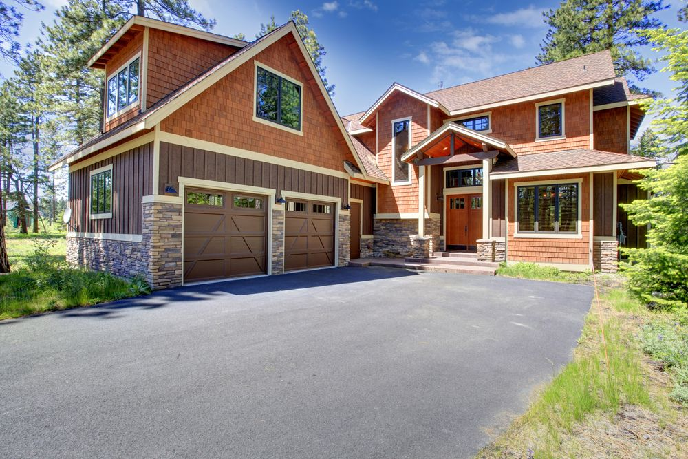 Photo of 60 Residential Garage Door Designs (Pictures)