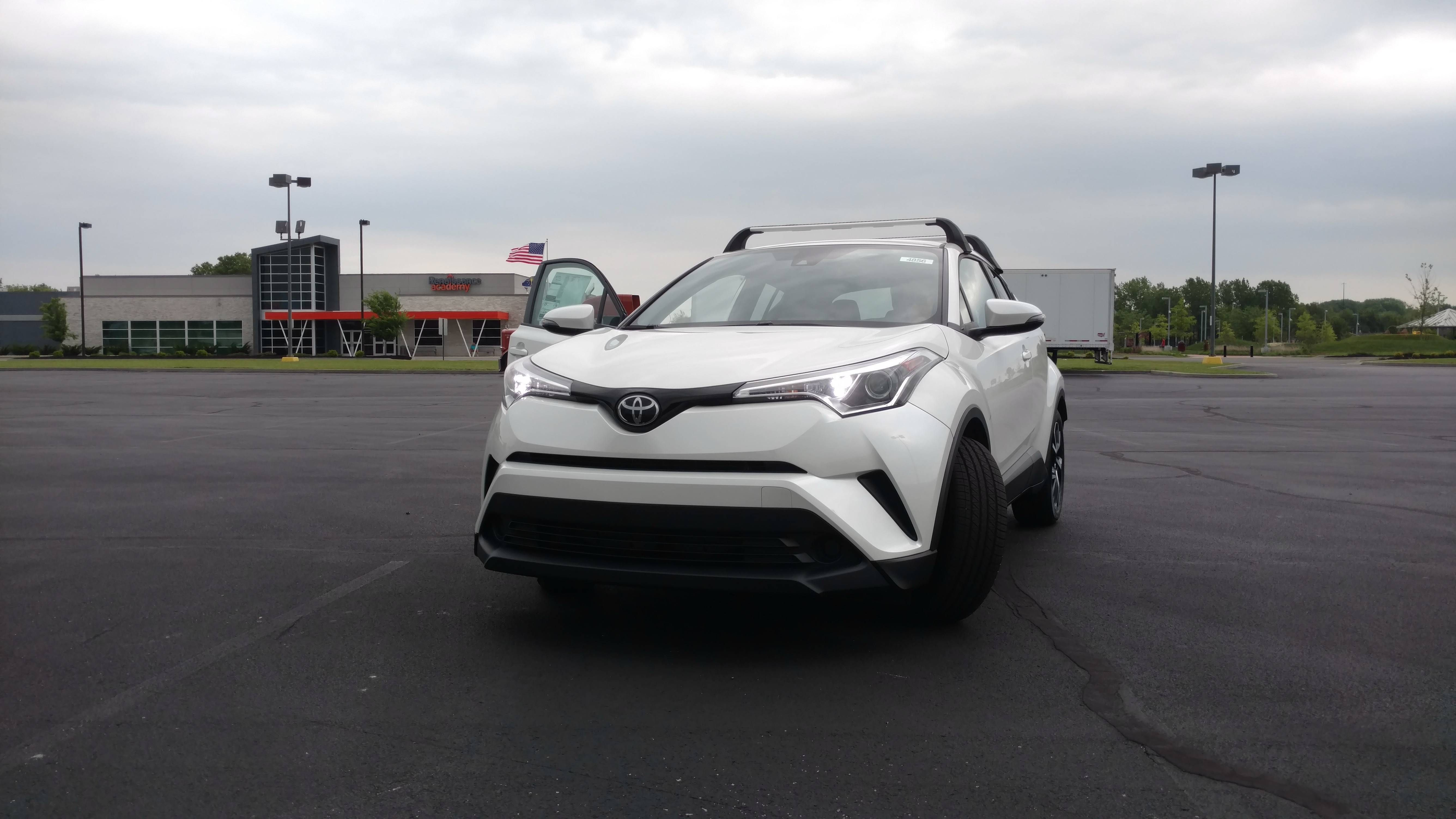 I test drove a c-hr yesterday (Clarksville Indiana) AMA #Toyota #cars #RAV4 #car #Prius #Corolla