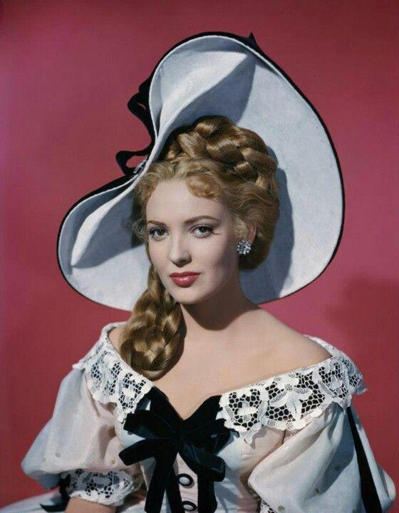 """Linda Darnell in """"Forever Amber"""" - 1947"""