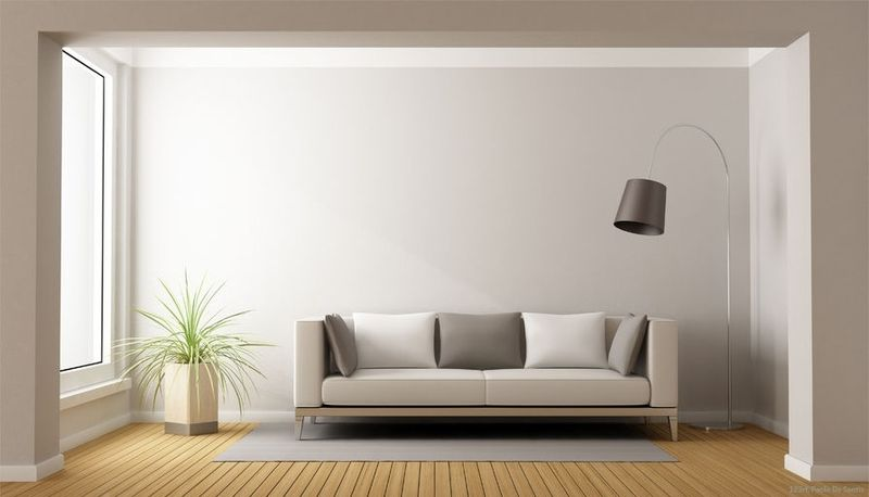 Wie wär´s mit einem hellen Braun als Wandfarbe? wwwkoloratde - wandfarbe beige braun