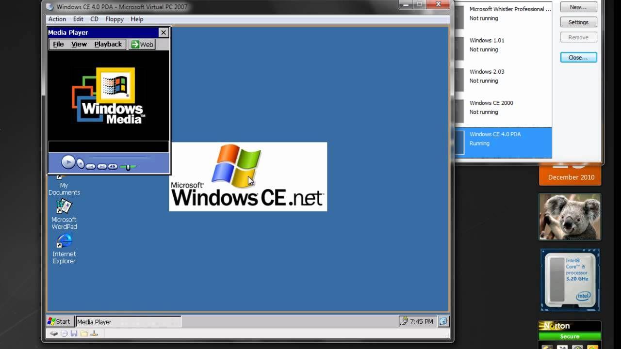 Virtual pc 4 0 with windows | brodorav | Opera web, Windows