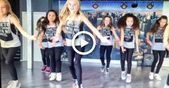 Hair  Little Mix  Easy Kids Dance  Warming-up Fitness Choreography#BeautyBlog #M...#choreographybeau...