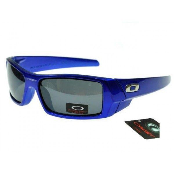 1ad0af3641  15.99 Fake Oakley Gascan Sunglasses Smoky Lens Clear Blue Frames Shop Deals  www.racal.org