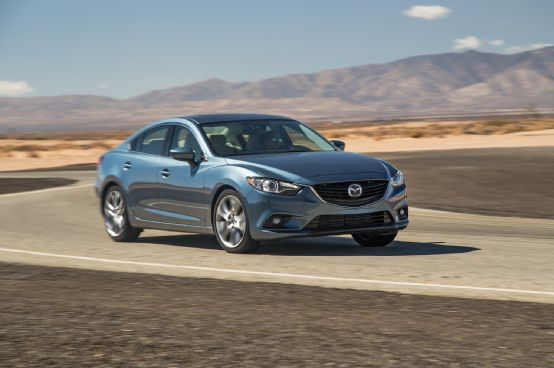 2014 Motor Trend Car Of The Year Contender Mazda6 Motor Trend Wot Mazda 6 Mazda Cars Car