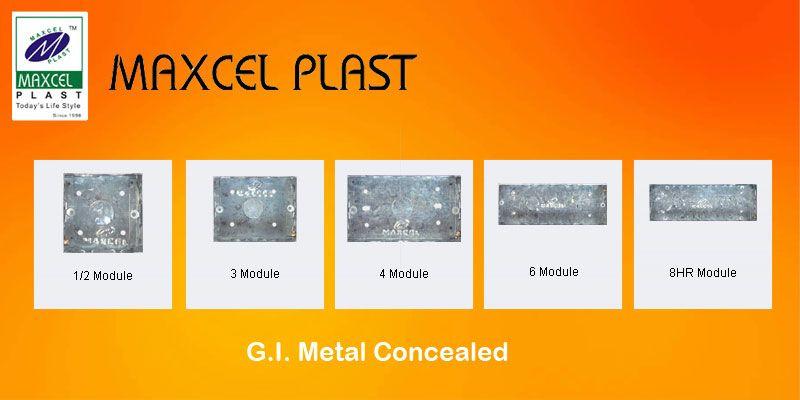 G.I. Metal Concealed