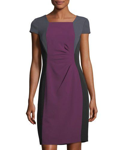 6a68041d9575 TAHARI ASL . #tahariasl #cloth # | Tahari Asl | Dresses, Sheath ...