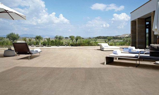 Carrelage terrasse Metropolitan Sable METROPOLITAN Sable Fabriqué en