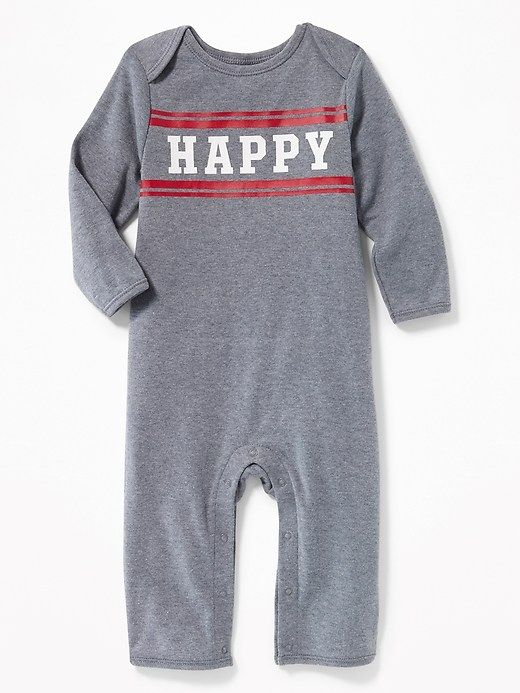 062ade2953fd Graphic One-Piece for Baby | Old Navy | Pinterest | Boy outfits ...