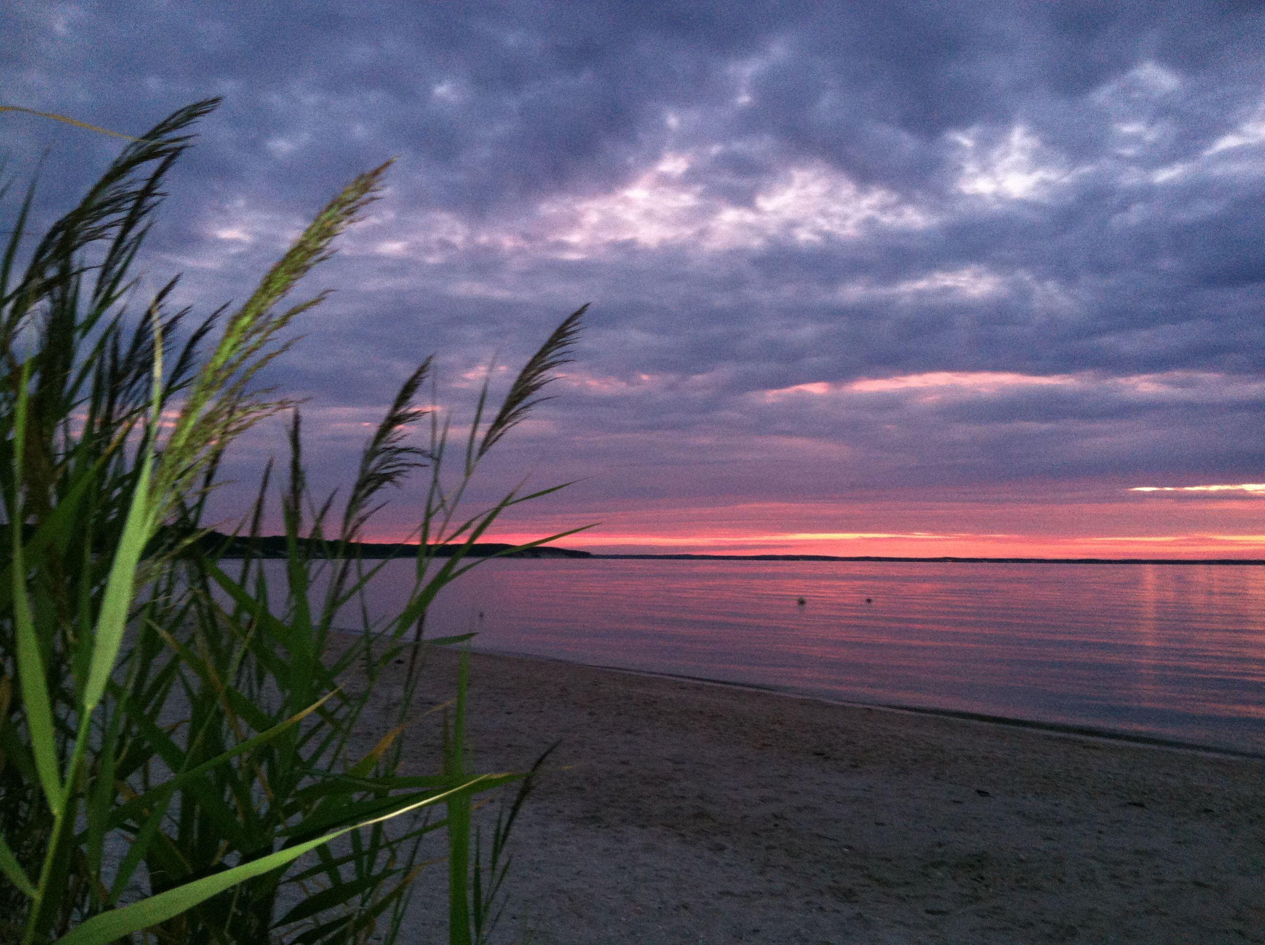 Hampton Bays,NY-one Of The Many Beaches Here.