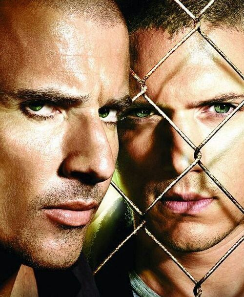 Prison Break Wentworth Miller And Dominic Purcell Will Reprise