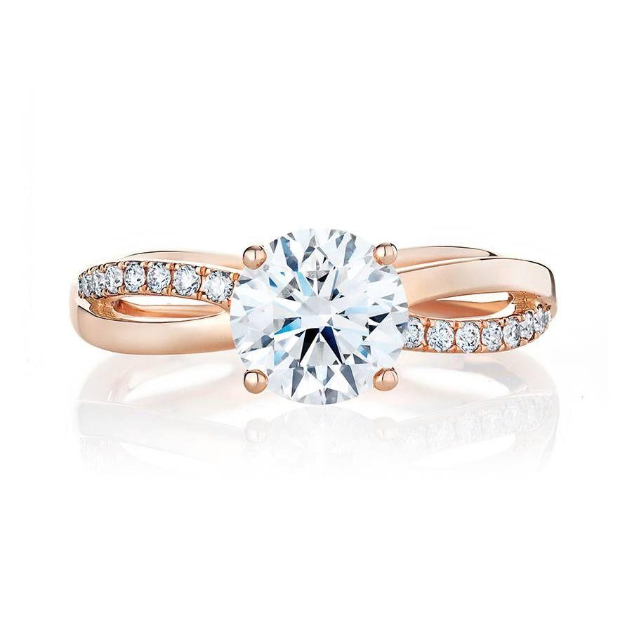 2018 Neueste Kaufen Diamant Verlobungsringe Online Trauringe