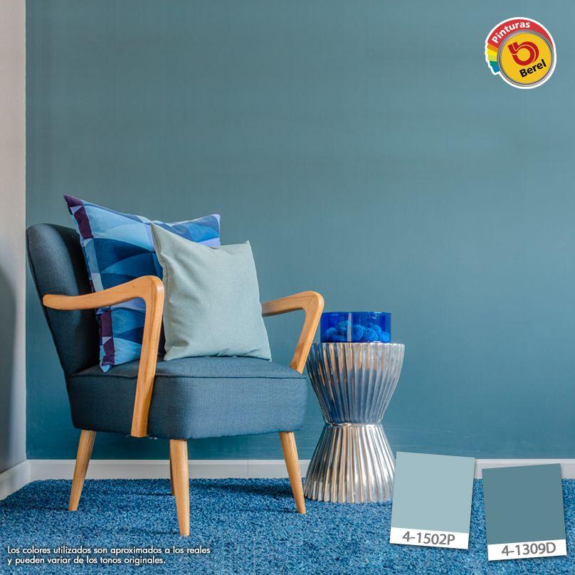 Si tu estilo es minimalista nuestra combinaci n de - Combinacion de colores pintura ...